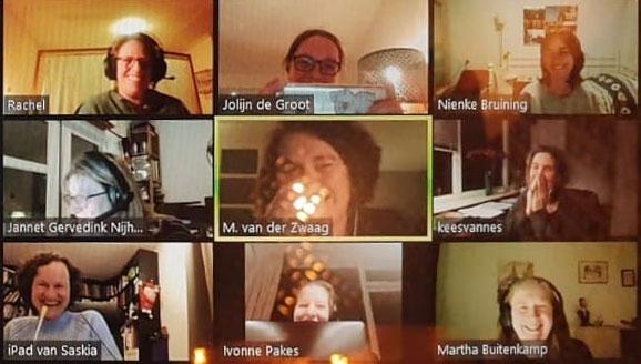 femmes zingt digitaal